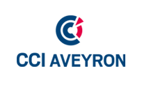 Logo de la CCI Aveyron